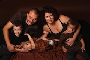 Rodina Eliášova